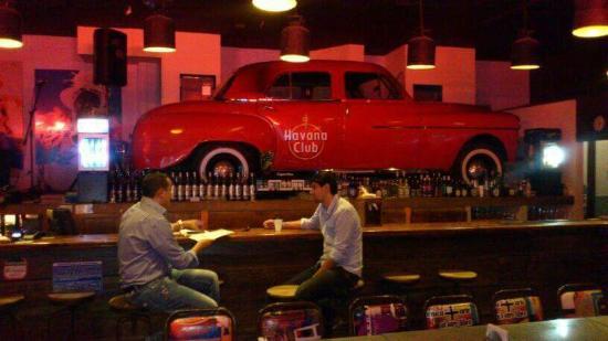 Malecon Restaurante Bar