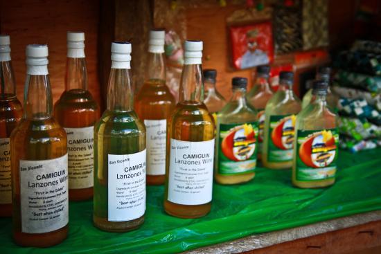 Camiguin Island : Lanzones wine