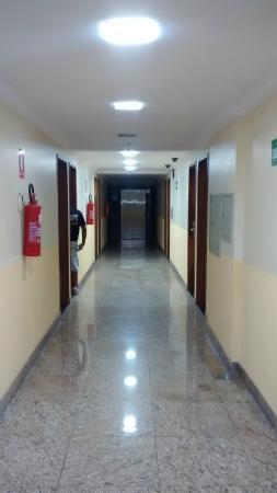 Candango Aero Hotel: Corredor