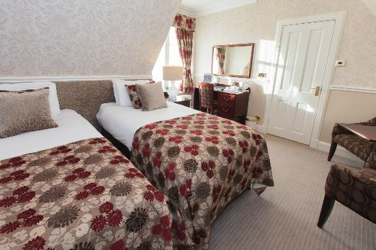 The Dunstane Hotel : Twin room