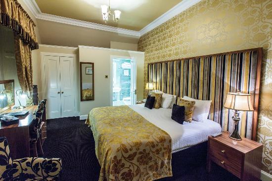 The Dunstane Hotel : Deluxe room