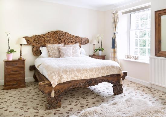 Cramond Mill Bed and Breakfast: room 1 sleeps 4