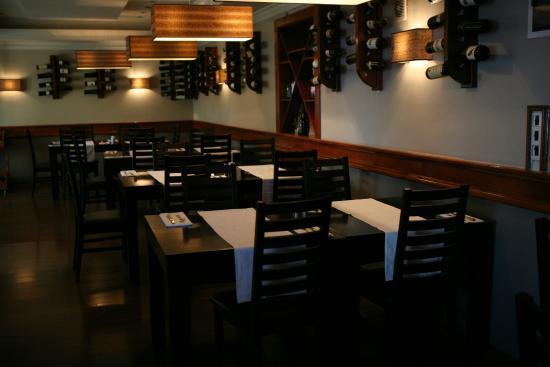 Princessa Gresa Restaurant: 실내
