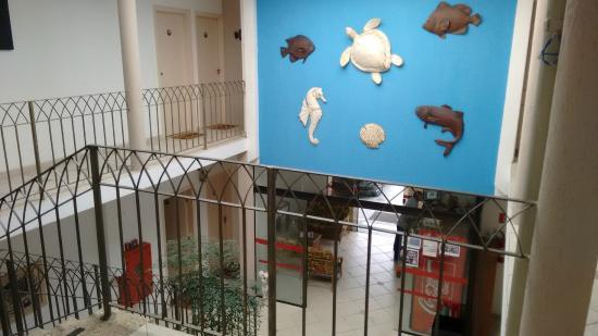 Pousada Areias: HALL DE ENTRADA