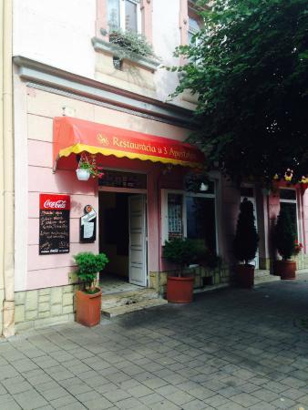 Restauracia U 3 Apostolov