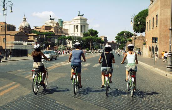Rome E-Bike Tour
