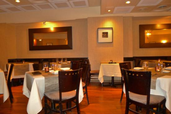 Dining Area Picture Of Siroc Restaurant Washington Dc