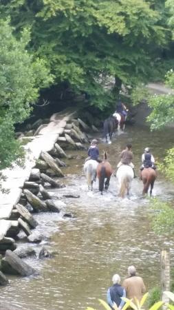 Tarr Steps, UK: Tarr Farm Inn
