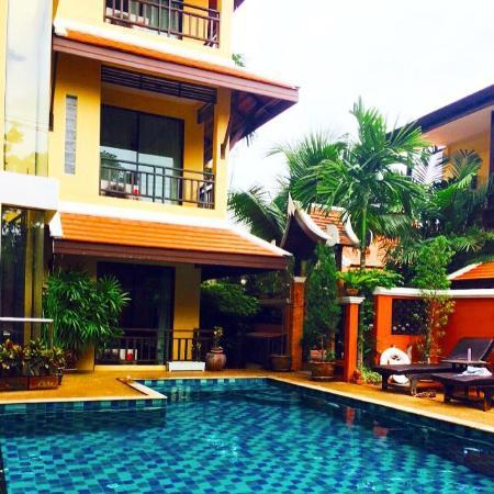 Chang Thai House: piscine