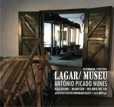 Melara Picado Nunes - Lagar Museu