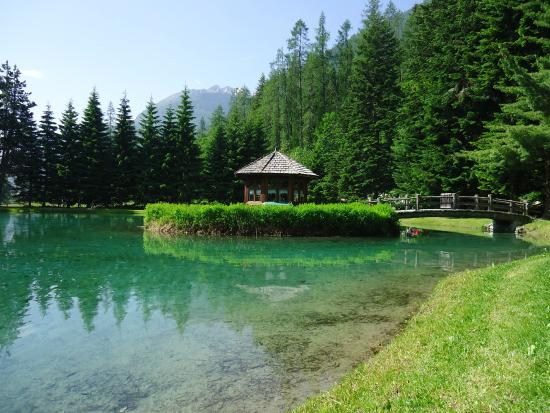 Gressoney Saint Jean, Italien: Lago 2