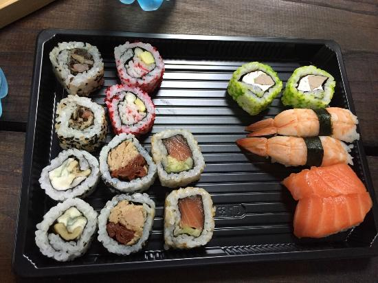 Resultado de imagen para italia sushi