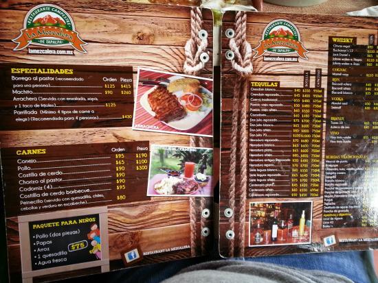 Foto De Restaurant La Mezcalera Tapalpa