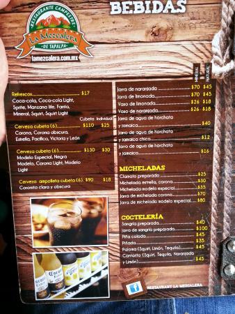 Fotograf A De Restaurant La Mezcalera Tapalpa