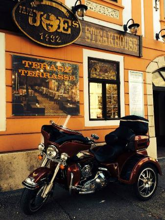 Photo of American Restaurant Papa Joe's Saloon & Steakhouse at Varkerulet 108, Sopron 9400, Hungary