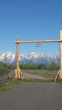 Moose Head Ranch: arrival