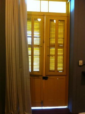 Terra Brasilis Hostel: detalhes do quarto