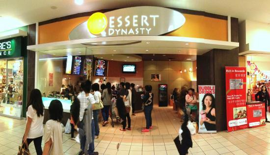 Dessert Dynasty