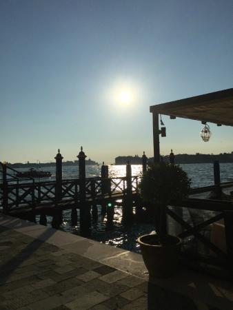Belmond Hotel Cipriani: Cipriani's dock.