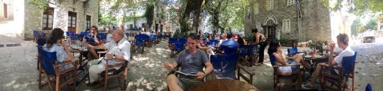 Kosmas, Grécia: Marktplatz