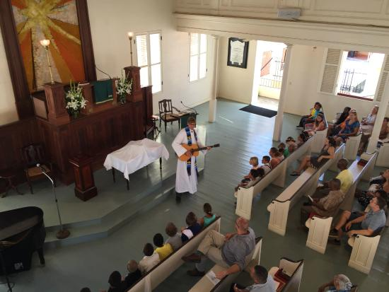 St Thomas Reformed Church : Pastor Jeff, Communion Sunday