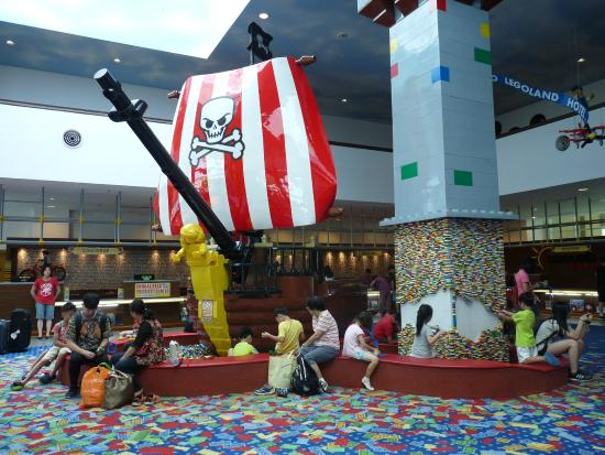 Legoland Malaysia Resort Hotel Lobby