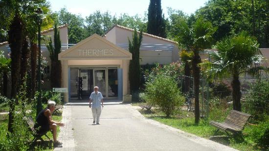 Les thermes des fumades les bains cures et remise en forme picture of office de tourisme d - Office de tourisme allegre les fumades ...