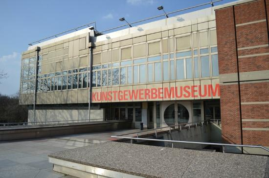 Museum of Applied Art (Kunstgewerbemuseum)