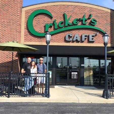 Cricket S Cafe Sellersburg Indiana