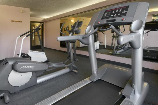 Red Lion Hotel Kelso/Longview: Onsite Fitness Center