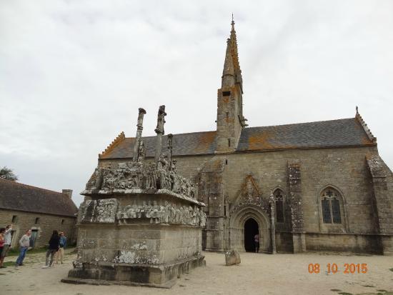Chapelle Notre-Dame de Tronoen