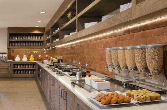 complimentary breakfast buffet picture of hyatt house colorado rh tripadvisor com country buffet colorado springs breakfast Golden Corral Breakfast Buffet