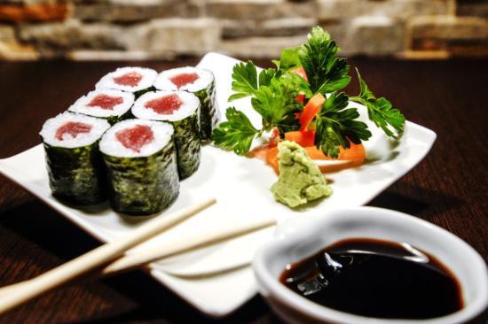 Kiraku Sushi Take Away