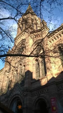 Eglise du Temple-Neuf: Внешний вид церкви