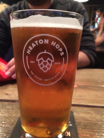 Heaton hops