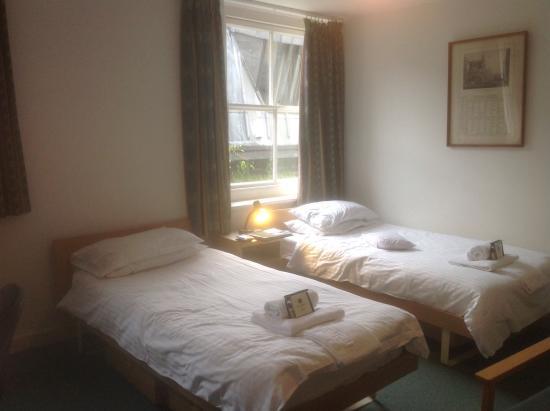 Jesus College, Oxford University: The Room