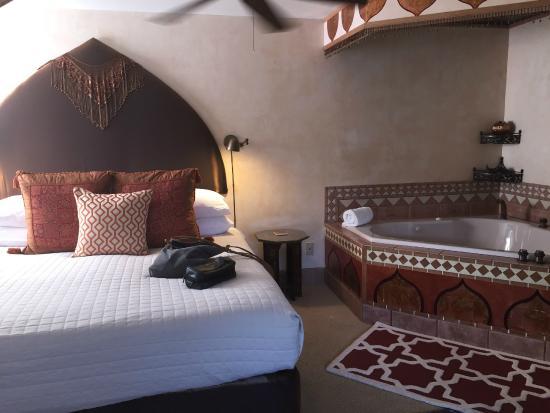 Bohemian Room Picture Of Zen Asheville Inn Spa Retreat
