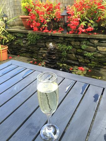 The Howbeck : The Patio