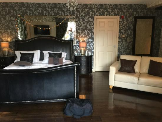 The Howbeck : The room