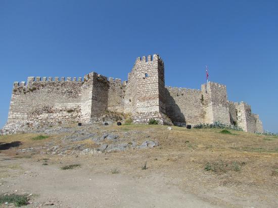 Castillo Otomano.: fotografía de Ayasoluk Castle, Selcuk ...