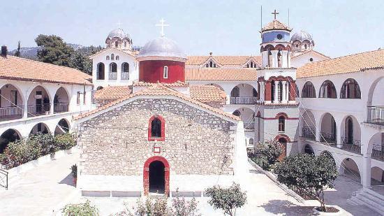Saint David Monastery
