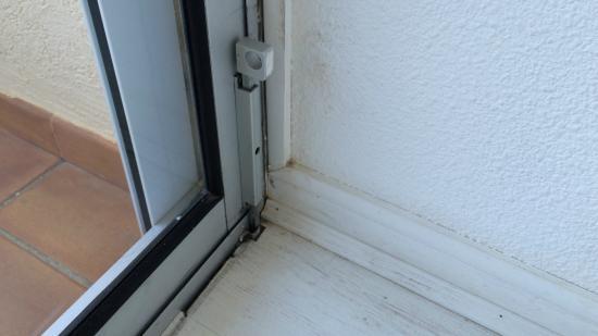 Fermeture baie vitr e photo de hotel capao cap d 39 agde - Fermeture baie vitree ...