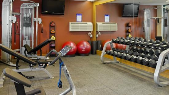 DoubleTree Suites by Hilton Hotel Philadelphia West: Stay in Shape in our State-of-the-Art Fitness Room