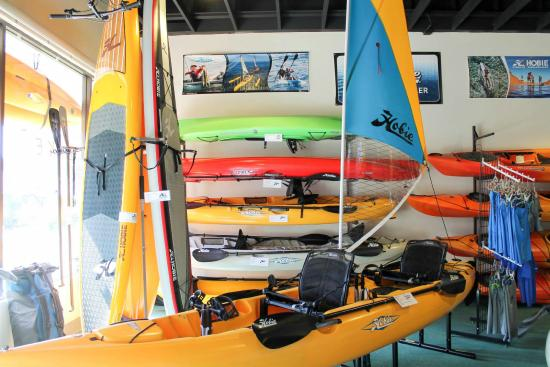 Zephyr Cove Adventures: Authorized Hobie Dealer