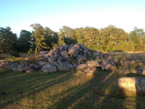 Puhalepa, Estonia: Stones