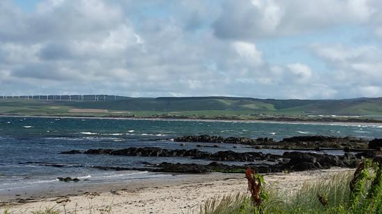 Machrihanish, UK: Beach near by