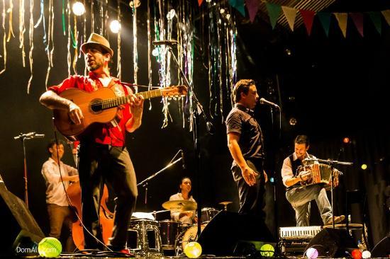 Clandestino Music Travel - Day Tours