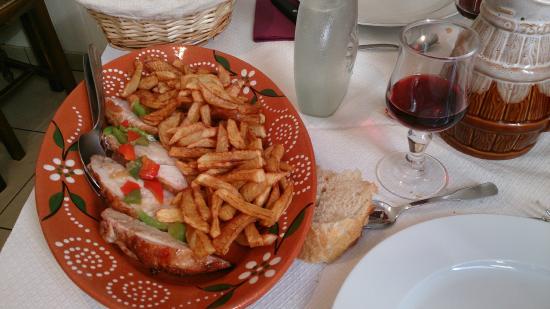 Restaurant Les Ombrages
