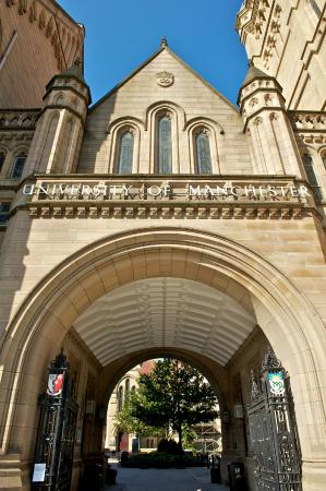 University of Manchester Heritage Tour