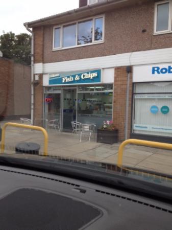 Hillton's Fish & Chip Shop